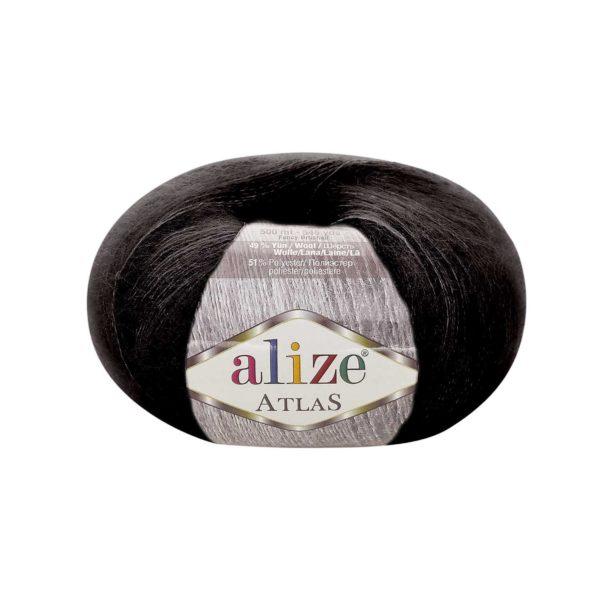Atlas Alize - черный 60