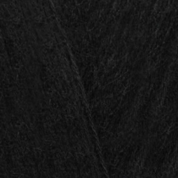 Angora Gold Alize - черный 60