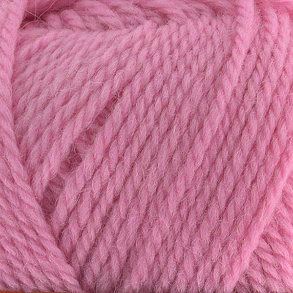 Аргентинская шерсть Камтекс - розовый 056