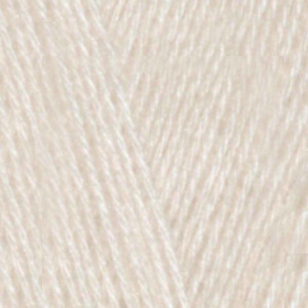 Angora Gold Alize - молочно бежевый 67