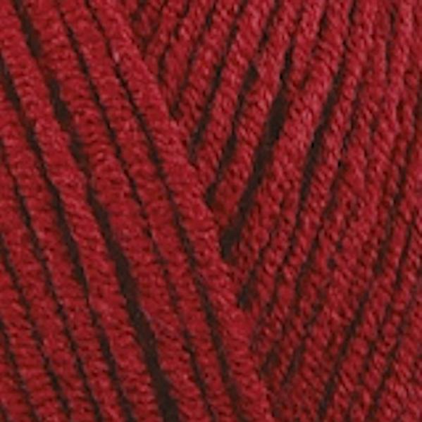 Lanacoton Alize - красный 56
