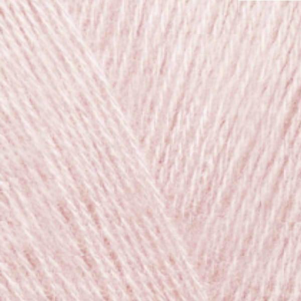 Angora Gold Alize - жемчужно розовый 271