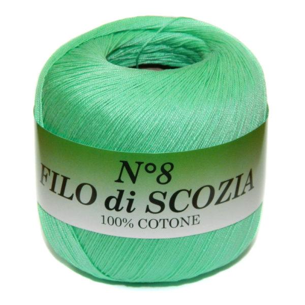 Filo di Scosia №8 Weltus - мятный 991