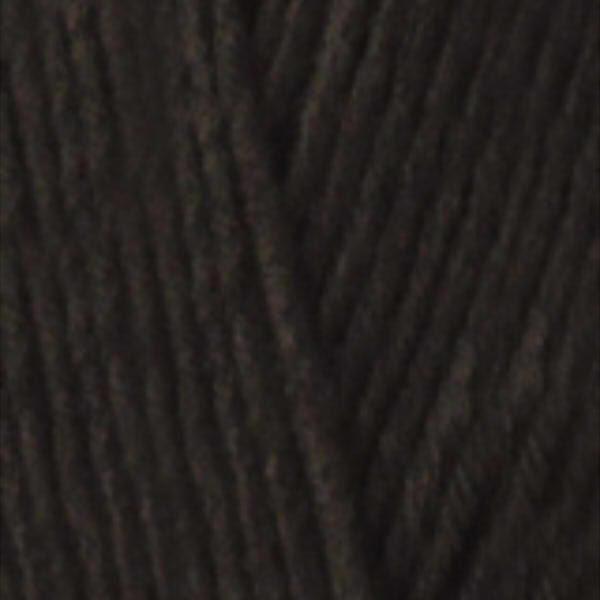 Lanacoton Alize - черный 60