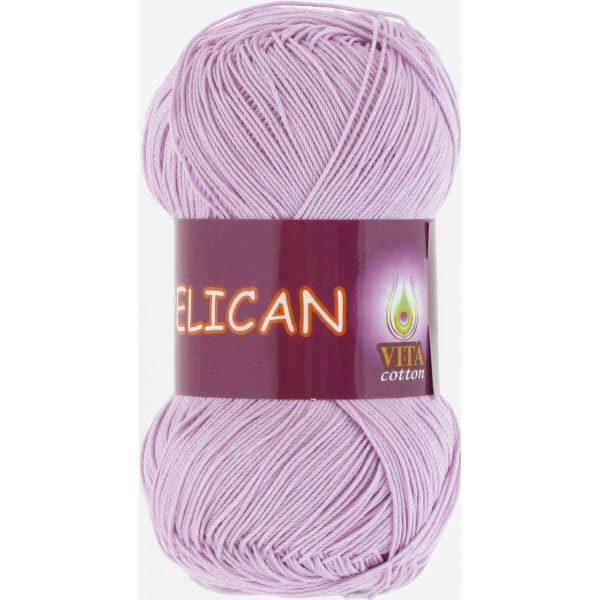 Pelican VITA Cotton - св.сиреневый 3968