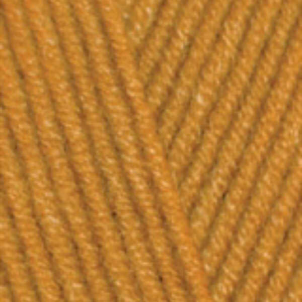 Lana Gold Alize - горчичный 645