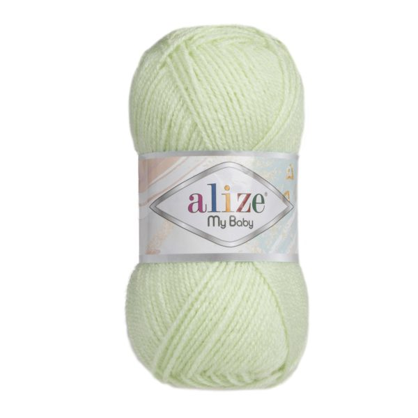 My Baby Alize - мята 188