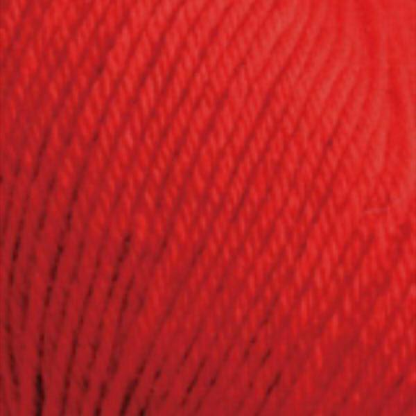 Baby Wool Alize - красный 56
