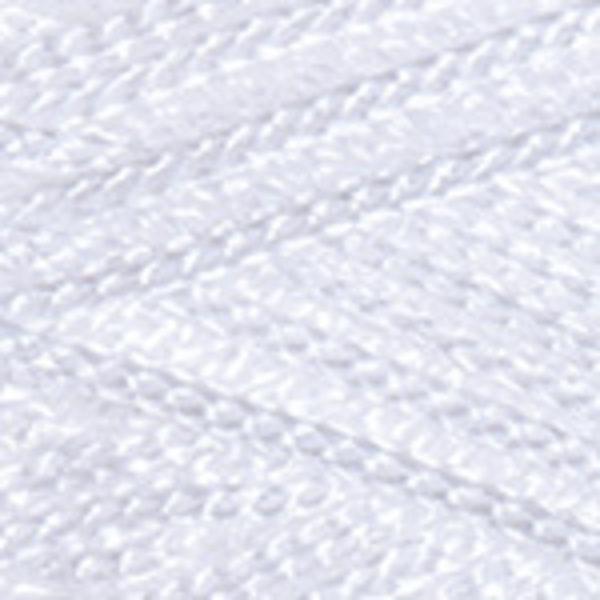 Macrame YarnArt - белый 154