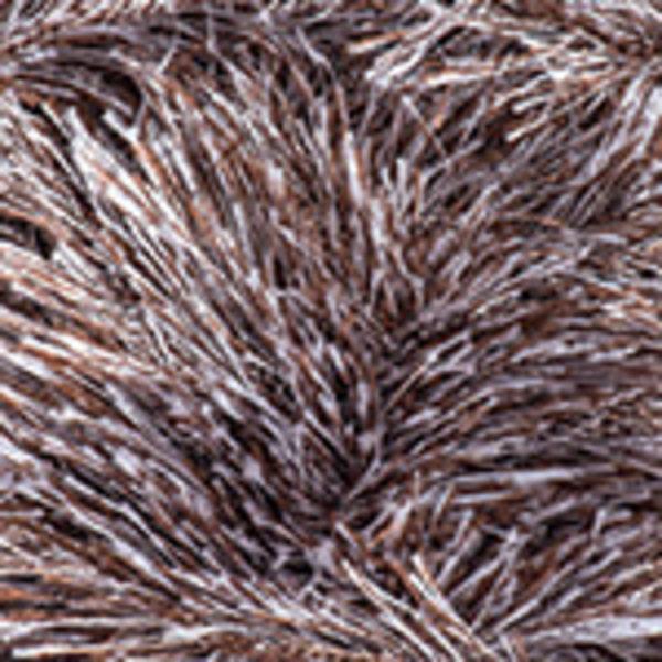 Samba YarnArt - коричневый меланж 99