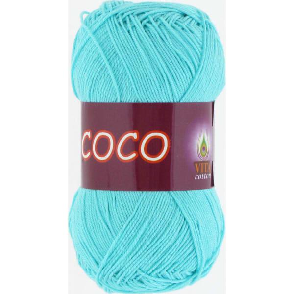 Coco VITA Cotton - св.зел.бирюза 3867