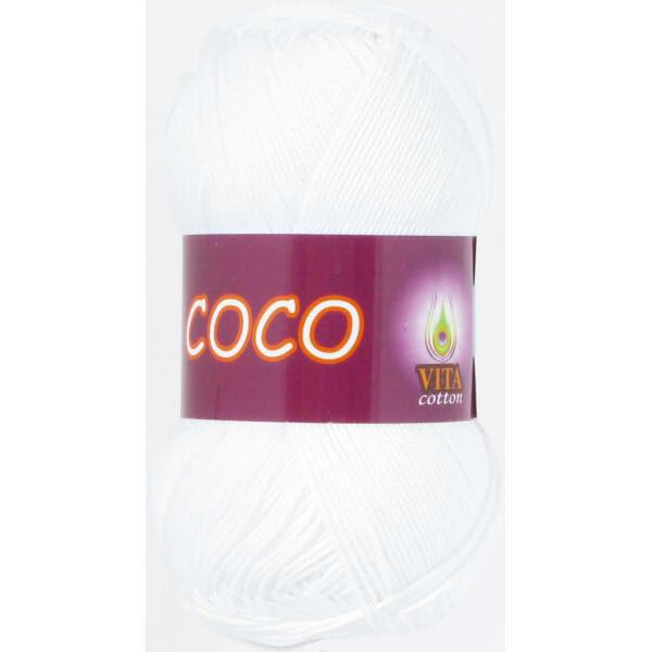 Coco VITA Cotton - белый 3851