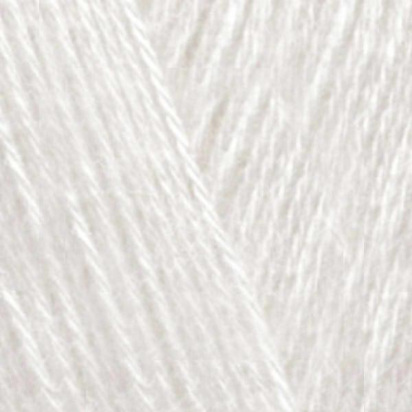Angora Gold Alize - слоновая кость 599