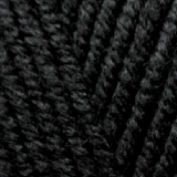Superlana maxi Alize - черный 60