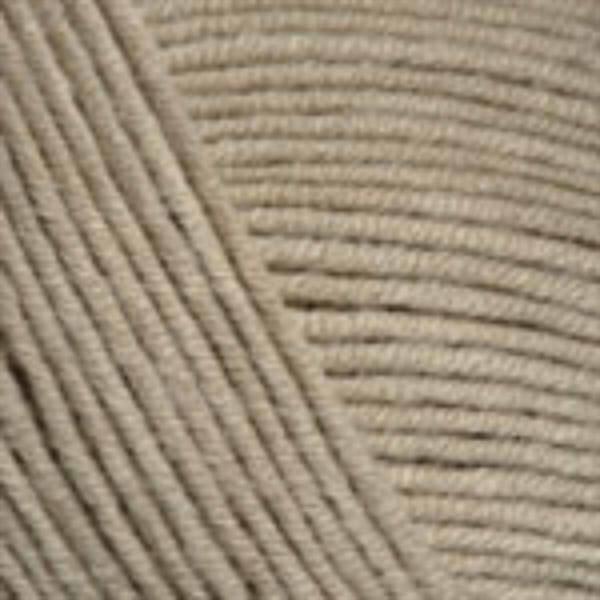 Jeans YarnArt - бежевый 48
