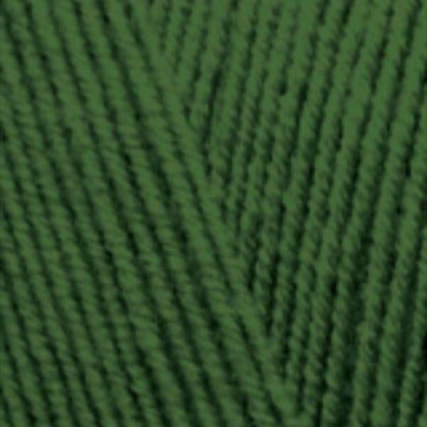 Lana Gold fine Alize - зеленый 118