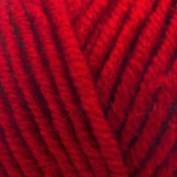 Superlana maxi Alize - красный 56