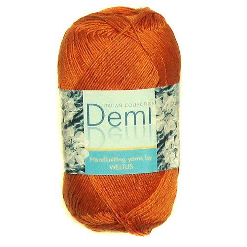 Demi Weltus - оранжевый 15