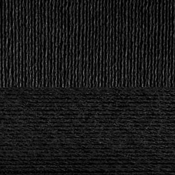 Вискоза натуральная Пехорка - черный 02