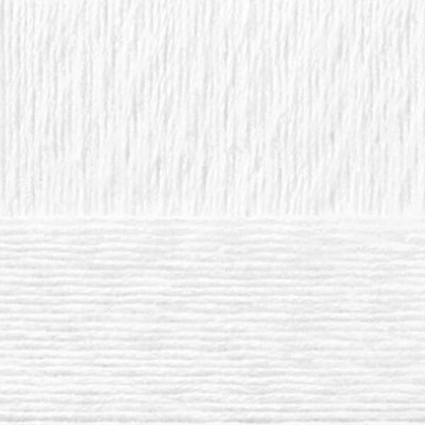Жемчужная Пехорка - белый 01
