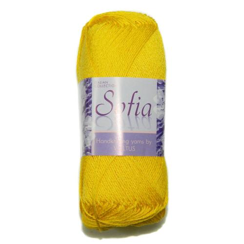 Sofia Weltus - желтый 12