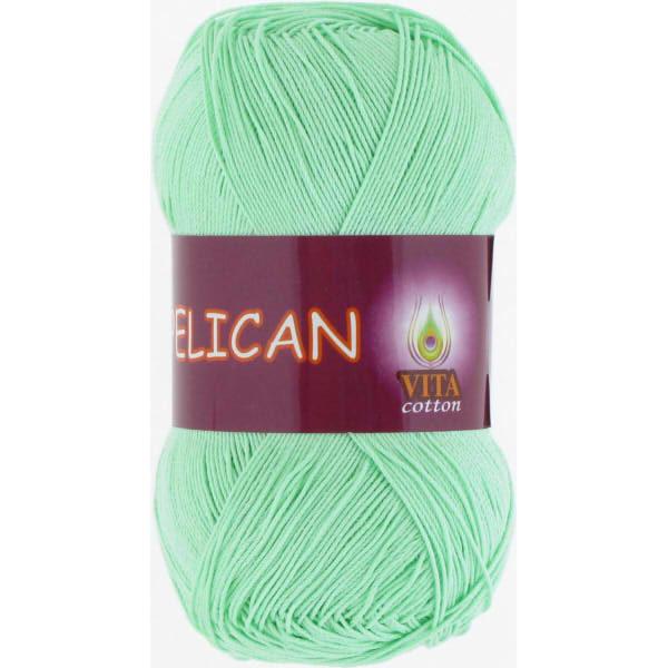 Pelican VITA Cotton - св.салатовый 3964