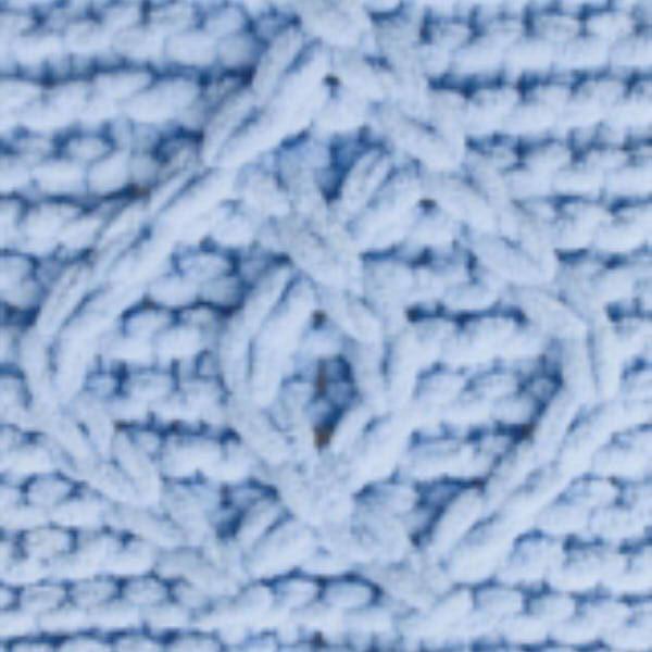 Puffy Fine Alize - детский голубой 218