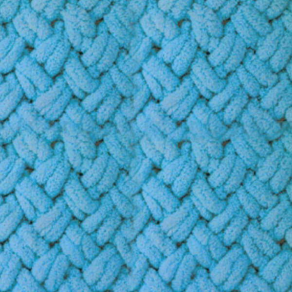 Puffy Alize - голубой сочи 16