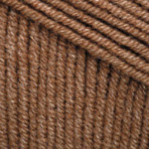 Jeans YarnArt - коричневый 40