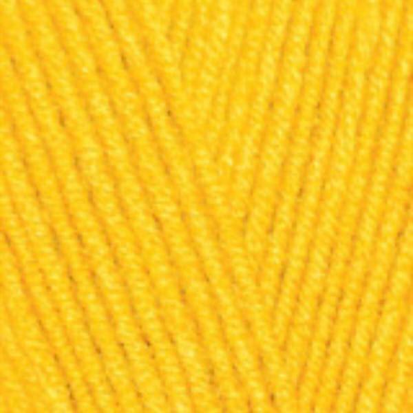 Lana Gold fine Alize - желтый 216