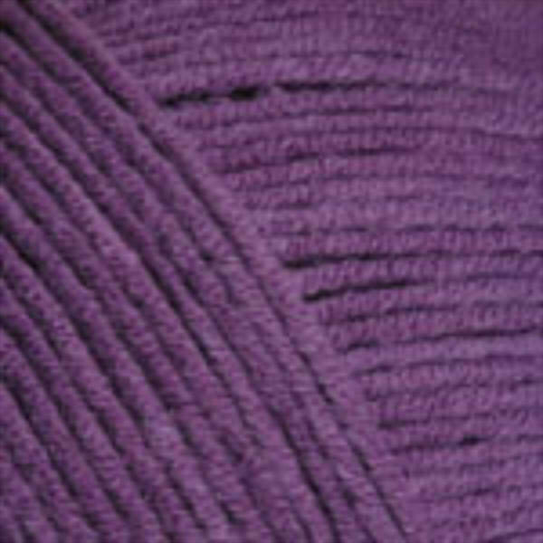 Jeans YarnArt - фиолетовый 50