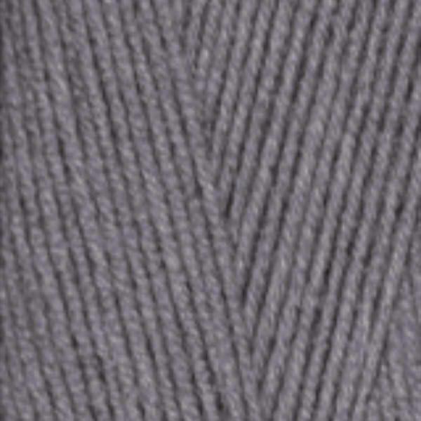 Lana Gold 800 Alize - т.серый 348