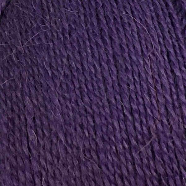 Снежный ягненок COLOR CITY - фиолетовый 231