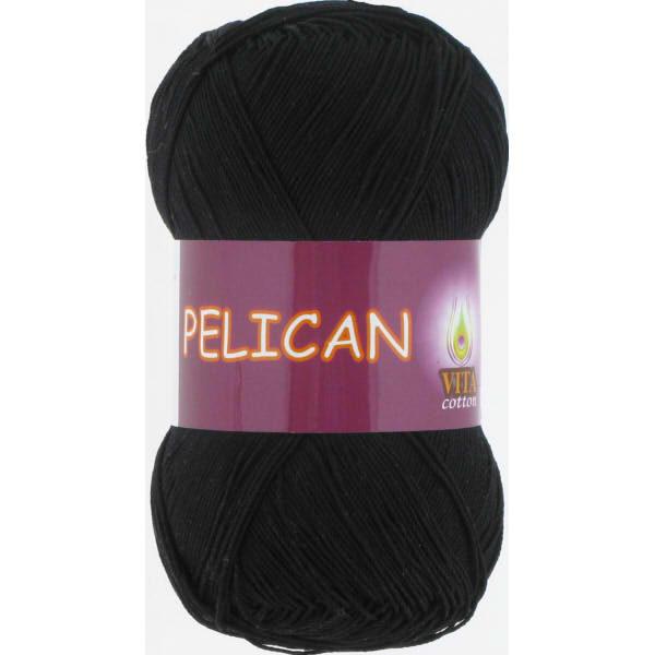 Pelican VITA Cotton - черный 3952