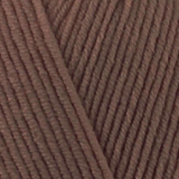 Cotton Gold Alize - коричневый 493
