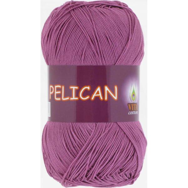 Pelican VITA Cotton - светлый цикламен 4006
