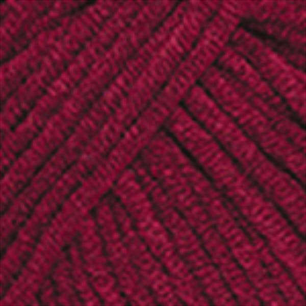 Jeans YarnArt - бордо 66