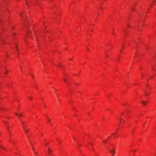 Softy Alize - красный 56