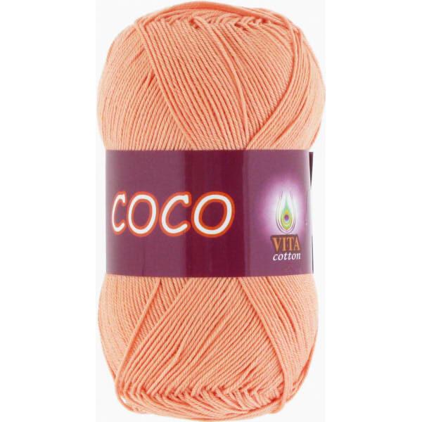 Coco VITA Cotton - персик 3883