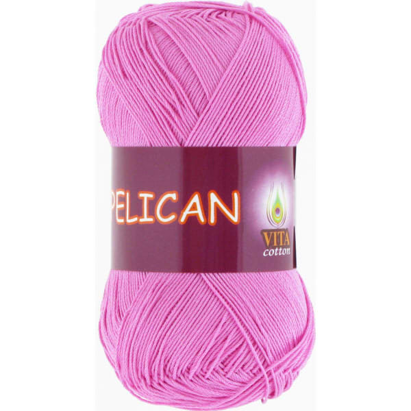 Pelican VITA Cotton - розовый 3977
