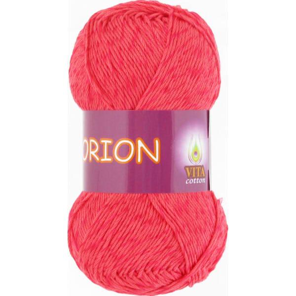 Orion VITA Cotton - красный коралл 4580