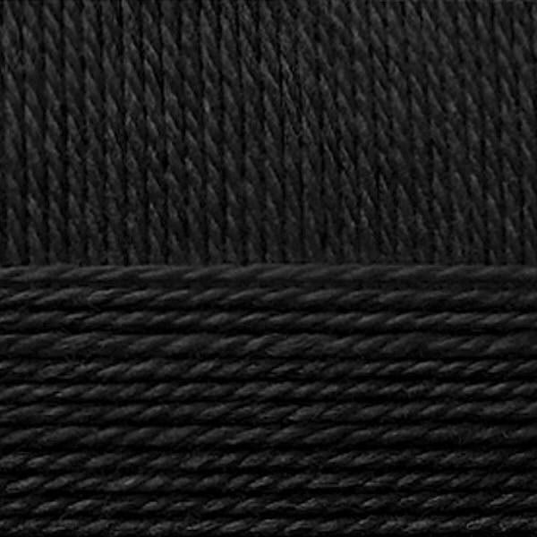 Мериносовая Пехорка - черный 02