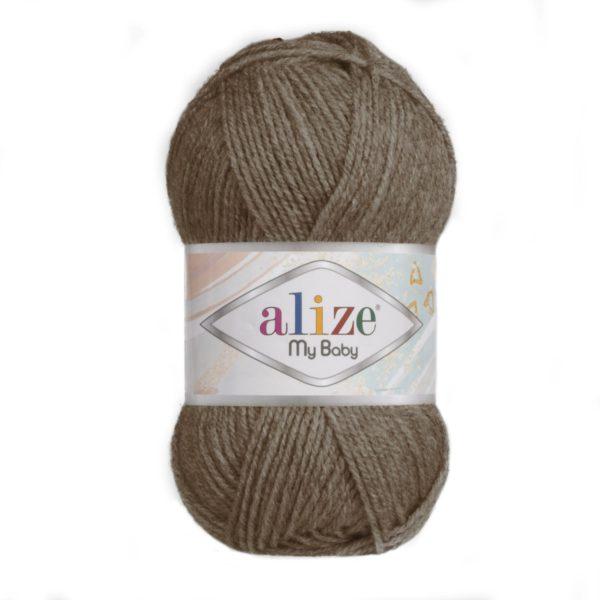 My Baby Alize - кофе с молоком 239