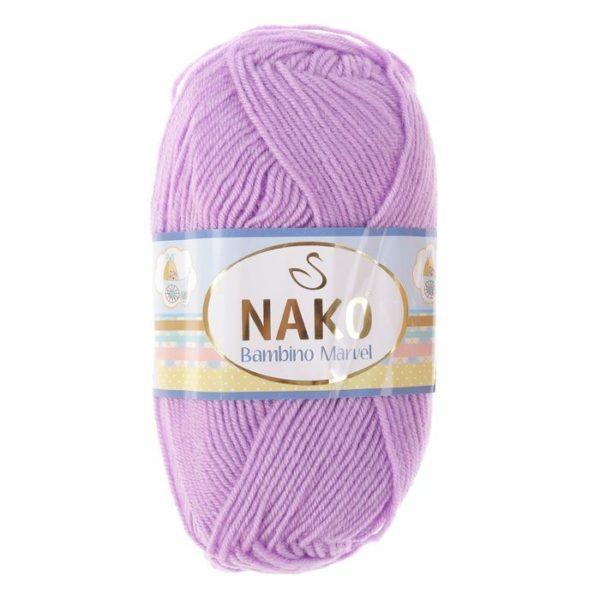 Bambino Marvel NAKO - сиреневый 11062 (9011)