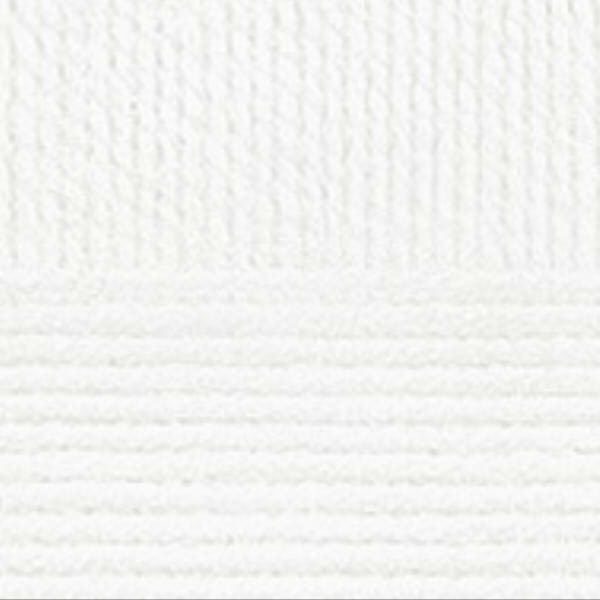 Бисерная Пехорка - белый 01