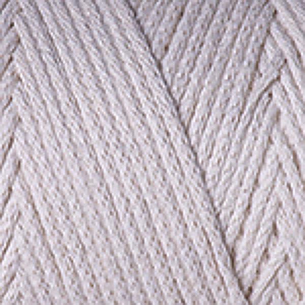 Macrame Cotton YarnArt - молочный 752