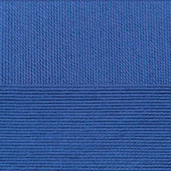 Цветное кружево Пехорка - василек 26