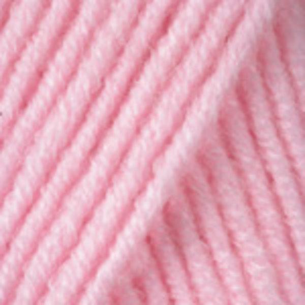 Merino De Luxe/50 YarnArt - св.розовый 217