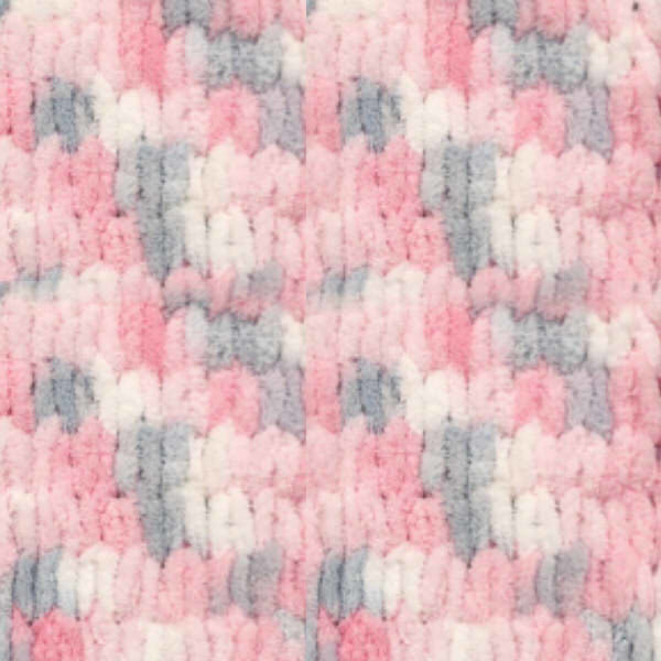 Puffy Color Alize - бел/роз/серый 5864