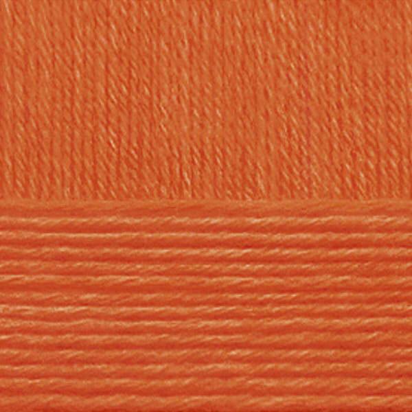 Детский каприз Пехорка - оранжевый 284